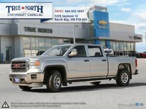 2014 GMC Sierra 1500 4WD - INTELLILINK 4.2 COLOUR SCREEN
