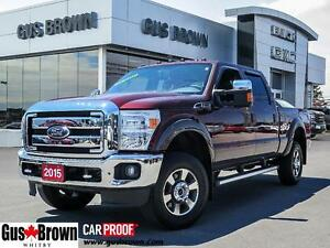 2015 Ford F-350 XLT Crew Cab Long Bed 4WD