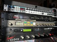 Miscellaneous Rack Unit Synths - KORG, NOVATION, YAMAHA, IBANEZ