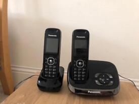 Panasonic Double Cordless Phones