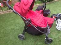 Travel system baby jogger