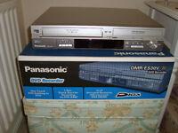 Panasonic DMR-ES30V DVD & VIDEO Recorder -copy your own video's to DVD = £100.00