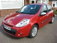 Renault Clio Music, 32650 miles, full service records