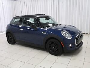 2018 MINI Cooper TURBO w/ LOADED PACKAGE, MOONROOF, HEATED SEATS