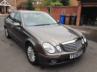 Mercedes Elegance 220 CDi very good clean car with full main dealer service history.