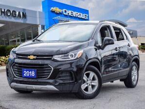 2018 Chevrolet Trax No accidents | Rear camera | Balance of factory wa