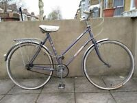 vintage elswick hopper 3 speed bike