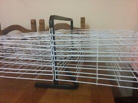 A Picture Drying rack