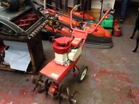 Rotavator - Mountfield Monach - Brigg and Strattn Engine - £250