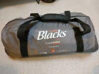 Blacks Constellation Series II Cygnus 2-3 man Tent - Like New
