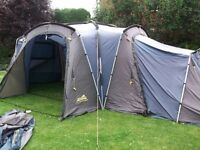Kyham ridgi pod excelsior tent in very good condition sleeps 6-8