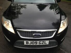 2009 Diesel ford Mondeo 152702 miles top spec titanium model full years mot service history