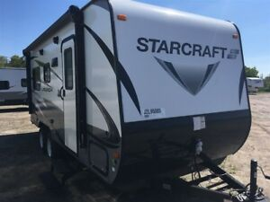 2018 Starcraft 19BHS LAUNCH OUTFITTER TRADES WELCOME