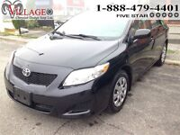 2010 Toyota Corolla ***4-SPEED AUTOMATIC***