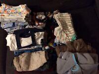 Baby boy clothes bundle - 0-3 months