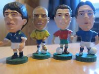PROSTAR SOCCERSTARZ FOOTBALL FIGURES £1 EACH - USED BUT GOOD CONDITION - 8 HAVE NOW SOLD