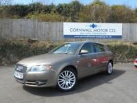 AUDI A4 1.9 AVANT TDI SE TDV 5d 116 BHP NEW MOT AND SERVICE FROM US (beige) 2006