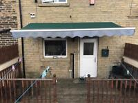 ELECTRIC AWNING 4M BY 2.5M