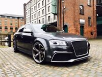 2007 Audi rs3,A3 tdi,A3 tdi s line,rs3 replica,rs3 rep,Audi replica,Audi facelift,A3,Audi,replica,