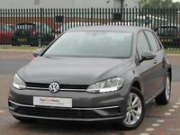 Volkswagen Golf SE NAVIGATION TDI BLUEMOTION TECHNOLOGY (grey) 2017-05-17