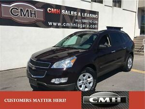 2010 Chevrolet Traverse LS AWD ALLOYS LOADED *CERTIFIED*