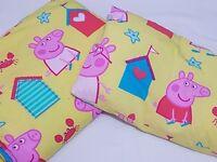 Used Childrens Single Bed Peppa Pig Set £10 O.N.O.
