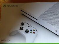 Xbox one s 4k still under warranty