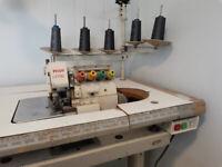 Pfaff 5700 5 thread industrial overlocker sewing machine
