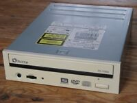 Plextor PX-708A DVD / CD Internal IDE Drive Writer. ReWritable RW. Boxed. Great for mastering CDs.