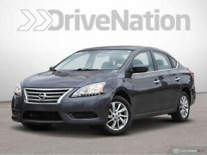 2015 Nissan Sentra 1.8 S BLUETOOTH | HEATED SEATS | PUSH START