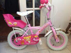 """Cupcakes Child bike 12"""""""