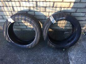 Snow tyres 215 45 R17