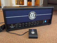 Jet City JCA50H 50 watt valve tube amplifier amp head - home use only £195