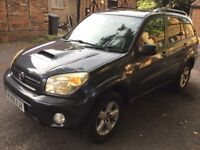 RAV4 xt5 d4d 2litre manual diesel 5 door 4x4 2005/55reg no faults drives perfect £2,500 m4 junct 7