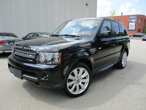 2013 Land Rover Range Rover Sport HSE NO ACCIDENTS EXTENDED FACT