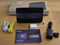 BT Smart Hub 6 (Home Hub) VDSL/ADSL Infinity Fibre Broadband Router, Dual Band Wi-Fi AC 1700