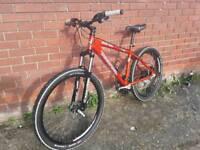 Mountain Bike, Kona Cindercone