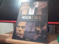 All 16 Nick Cave albums and promo catalogue.