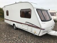 Swift charisma/540 SE 5/berth 2006/17ft motor mover toilet px welcome