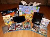 Nintendo Wii U Super Mario Maker Edition (32gb) with Mario Kart 8, Super Mario Bros U and more!!