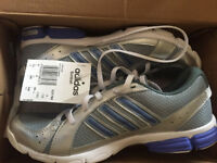 Bargain Adidas Sumbrah Running Trainers Gym Shoes - Brand New Size 6 – RRP £45