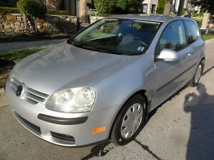 2009 Volkswagen Rabbit 5SP, 2DOOR, CERTIFIED, NO ACCIDENTS, NEW