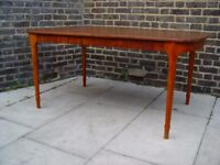 FREE DELIVERY Vintage Mcintosh Dining Table Retro Mid Century Furniture