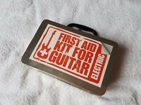 First Aid Kit for Guitars - Would make a great christmas xmas gift