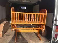 Cosatto Swinging crib £30