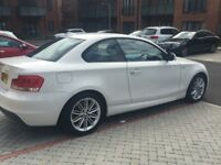 BMW 1 Series 2.0 120d M Sport 2dr - Red Leather Seats