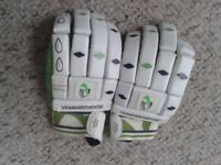 Cricket batting gloves by Kookaburra