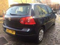 2007 VOLKSWAGEN GOLF 1.4 *** ONLY £2850 ***