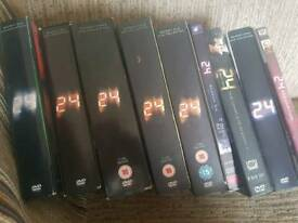 Series 24 1-8 plus 24 redemption