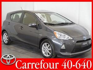 2013 Toyota Prius c Technology GPS+Bluetooth+Mags 4.0L/100 Km